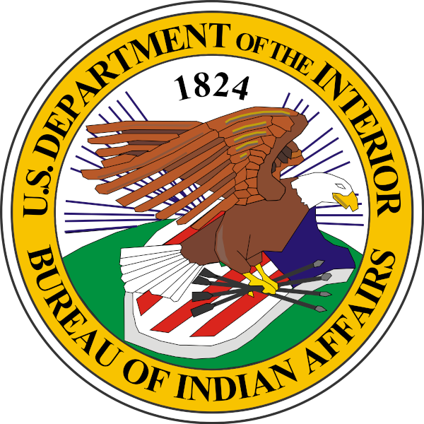 Seal of the Bureau of Indian Affairs