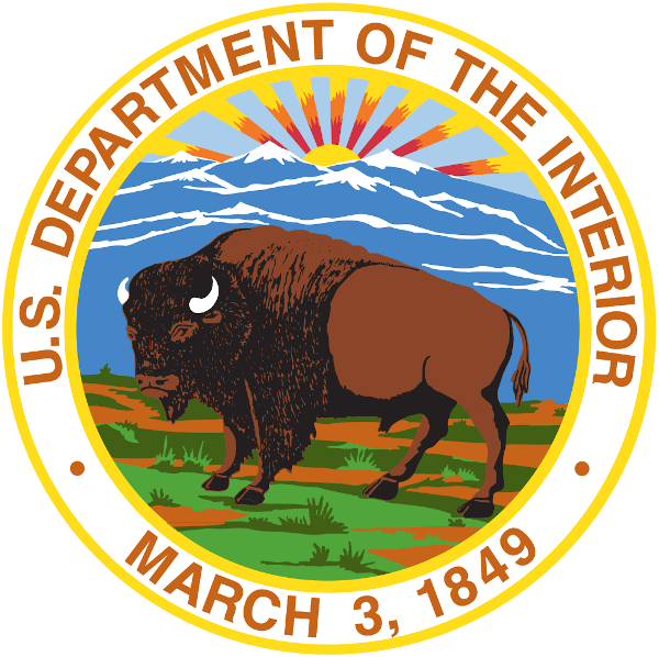 Seal of the U.S. Department of the Interior