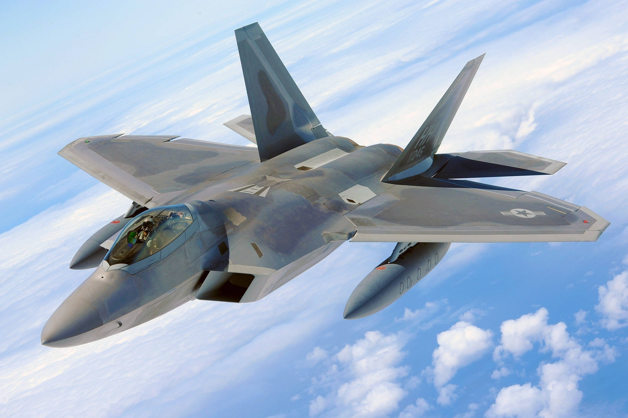Air Force Fighter Jet